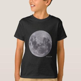 T-shirt La lune