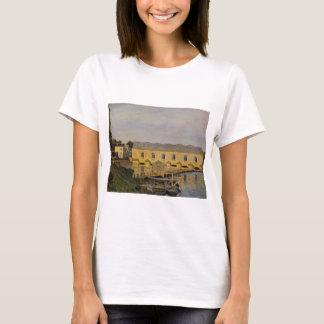T-shirt La machine à marneux par Alfred Sisley