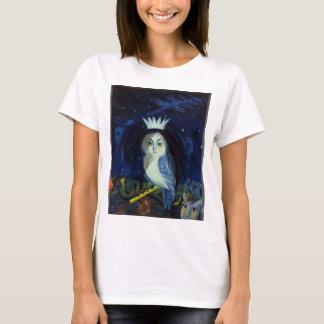 T-shirt La magie de la cannelure 2002