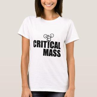 T-shirt La masse critique