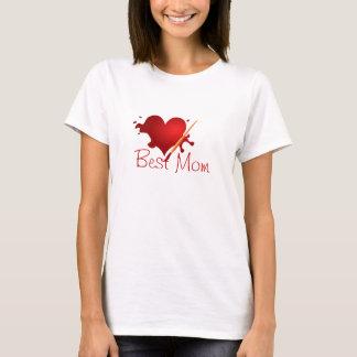 T-shirt La meilleure maman