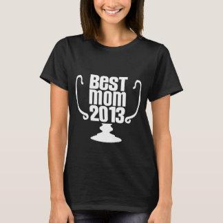 T-shirt la meilleure maman 2013