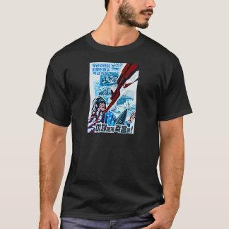 T-shirt La mort aux impérialistes des USA !