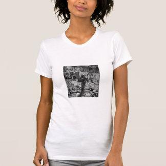 T-shirt la mort comme catthroat