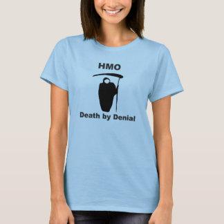 T-shirt La mort par le démenti HMO