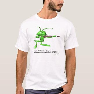 T-shirt La musique produit le plaisir