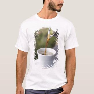 T-shirt La nourriture, la nourriture et la boisson, café,