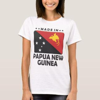 T-shirt La Papouasie-Nouvelle-Guinée a fait