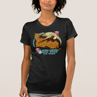 T-shirt La partie bicentenaire de mardi gras de la