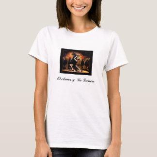T-shirt La Pasion Arthur Murray d'EL Amor y… - Customisé