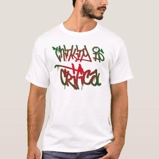 T-shirt La pensée est critique