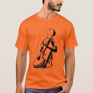 T-shirt La percussion du monde est ma chose