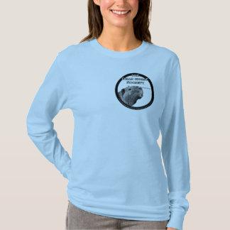 T-shirt La pièce en t à manches longues des dames de CSAD