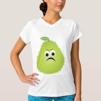 T-shirt La pièce en t active des femmes de figue de