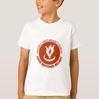 T-shirt La pièce en t de l'enfant - amour au delà de