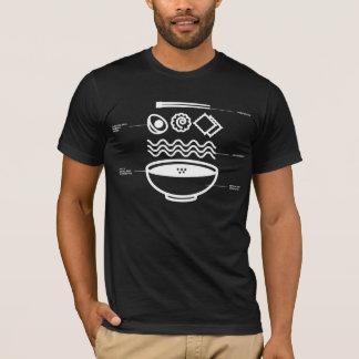"""T-shirt La pièce en t de """"Ramen"""""""