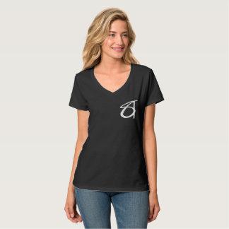 T-shirt La pièce en t des femmes de Sharon Taylor
