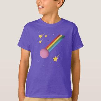 T-shirt la pièce en t des guerriers d'étoile de lil
