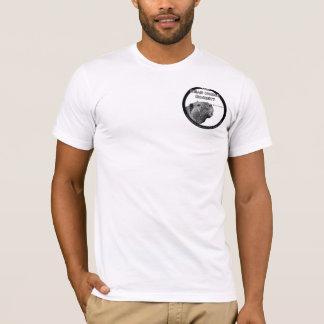 T-shirt La pièce en t des hommes de CSAD