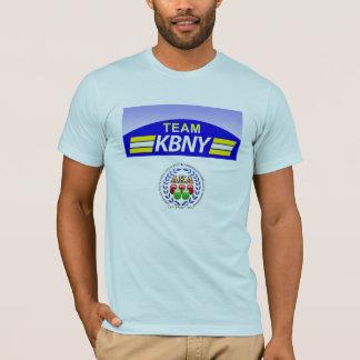 T-shirt La pièce en t des hommes de KBNY
