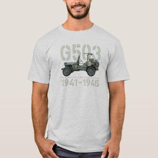 T-shirt La pièce en t des hommes G503