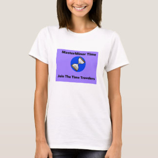 T-shirt La pièce en t du voyageur de temps