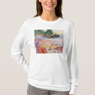 T-shirt La Plage de Saint-Clair, 1906-07