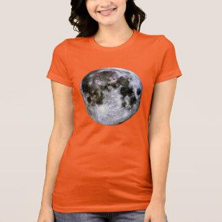 T-shirt La pleine lune des femmes