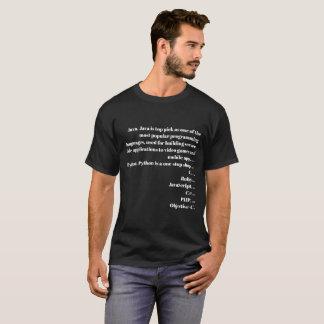 T-shirt la plupart de codage essentiel