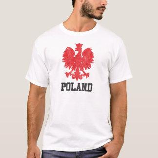 T-shirt La Pologne vintage