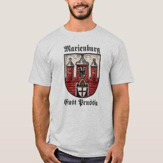 T-shirt La Prusse est de Marienburg