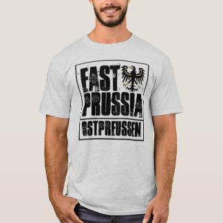 T-shirt La Prusse est (spéciale)
