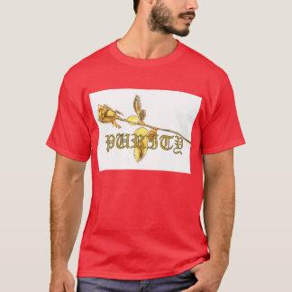 T-shirt La pureté s'est levée