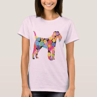 T-shirt La région des lacs Terrier