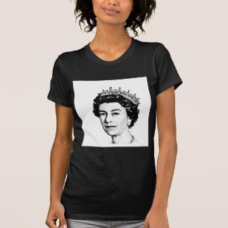 T-shirt La Reine Elizabeth