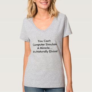 T-shirt La rémission est le miracle de l'amour