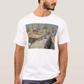 T-shirt La rivière Bridge, 1914 de Moskva