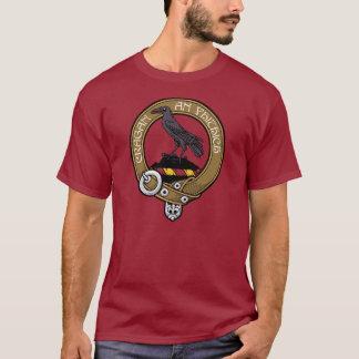T-shirt La roche de Raven (rouge foncé)