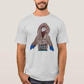 T-shirt la roche du poussin esquimau !