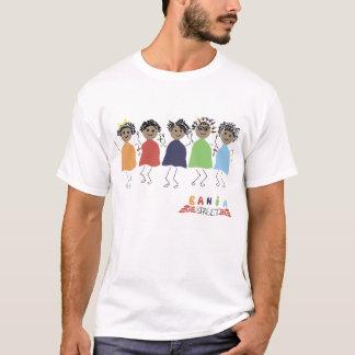 T-shirt La rue 1 du Bahia a dégrossi pièce en t