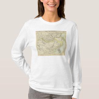 T-shirt La Russie en Asie, empire chinois