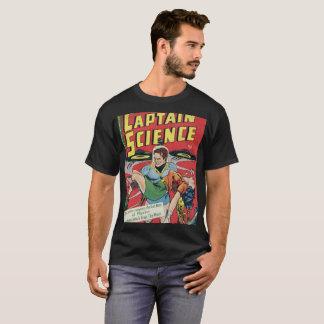 T-shirt la science de capitaine