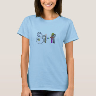 T-SHIRT LA SCIENCE FICTION
