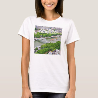 T-shirt La Seine