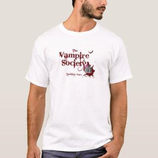 T-shirt La société de vampire - modes augmentées de