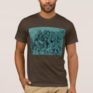 T-shirt La Somalie Brown