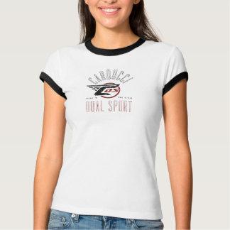 T-shirt La sonnerie des femmes classiques de voûte
