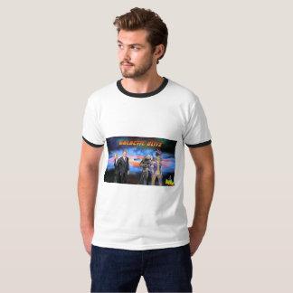 T-shirt La sonnerie des hommes galactiques d'attaque