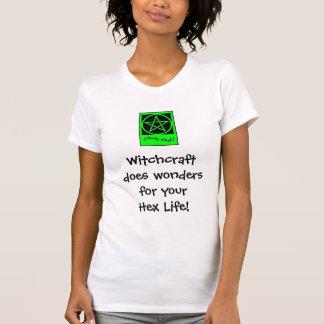 T-shirt La sorcellerie fait des merveilles pendant votre