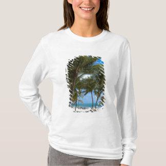 T-shirt La station de vacances d'amarrages, marathon, Key